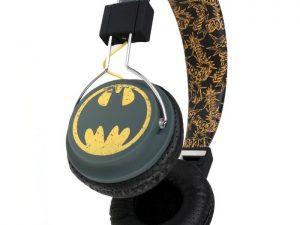 Batman headset til børn