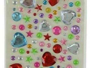 Diamantstickers til hobby hos Conrex