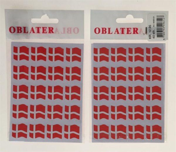 Flag stickers hos Conrex.dk