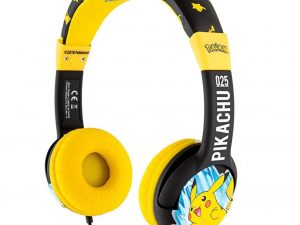 Pokemon headset - køb det hos Conrex.dk