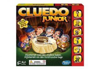 Cluedo junior er spillet for små nysgerrige detektiver