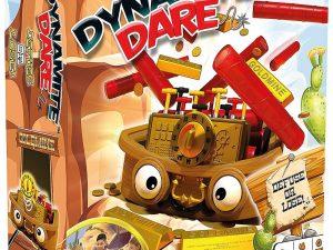 Dynamite dare - få fat på guldet uden at sprænge bomben