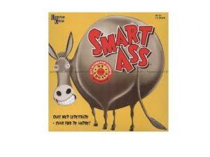 Smart Ass quizspil for alle aldre - spil i hold eller enkeltvis