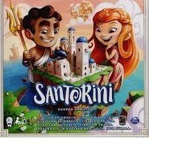 Santorini strategispil er for både nye og øvede strategispillere - køb det hos Conrex.dk